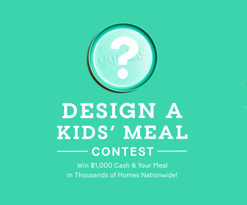 Compete in the Yumble Design a Kids' Meal Contest This November