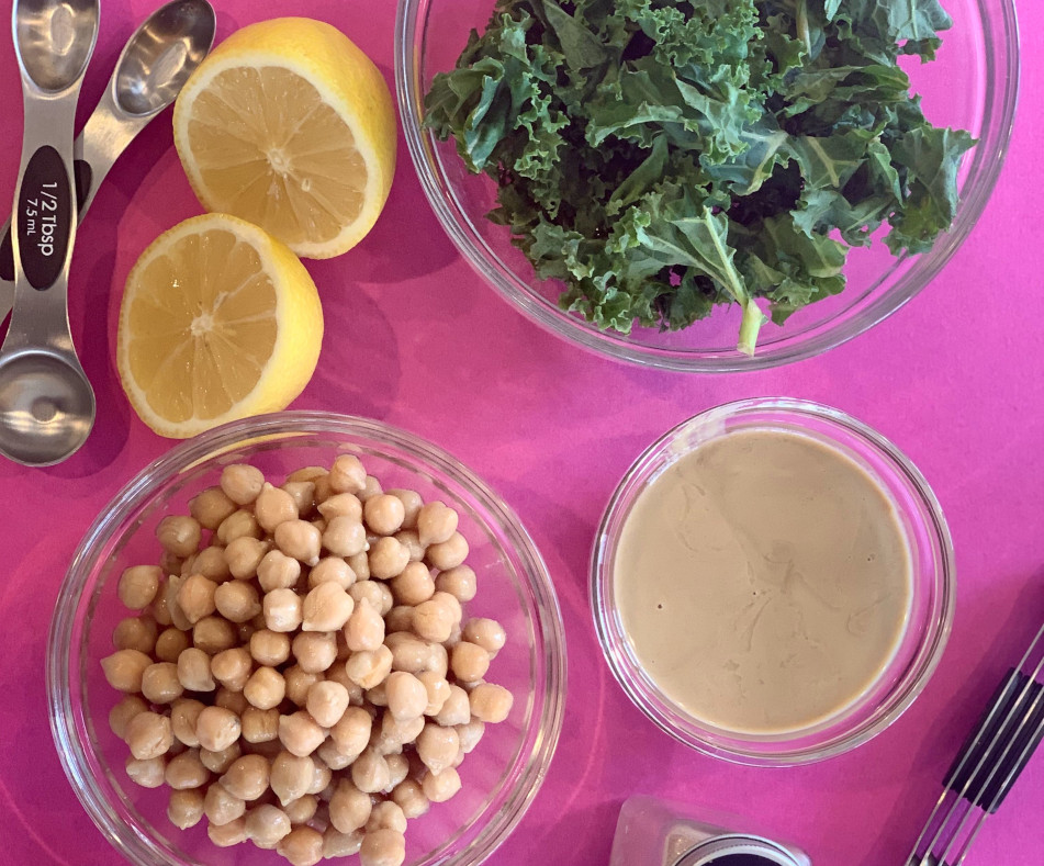 Hummus is a Healthy Snack for Kids