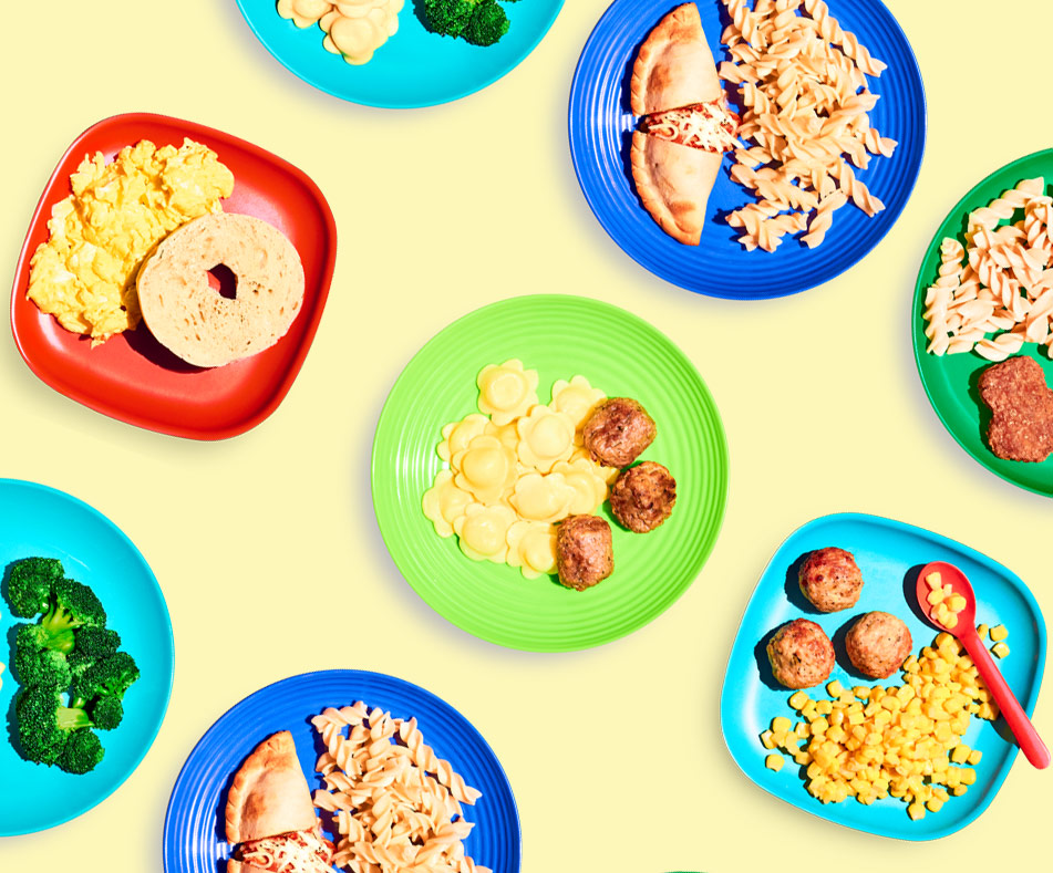 Introducing Yumble's New Picky Eaters Meal Range