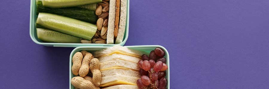 Simple Swaps to Make your Kid's Lunch Healthier
